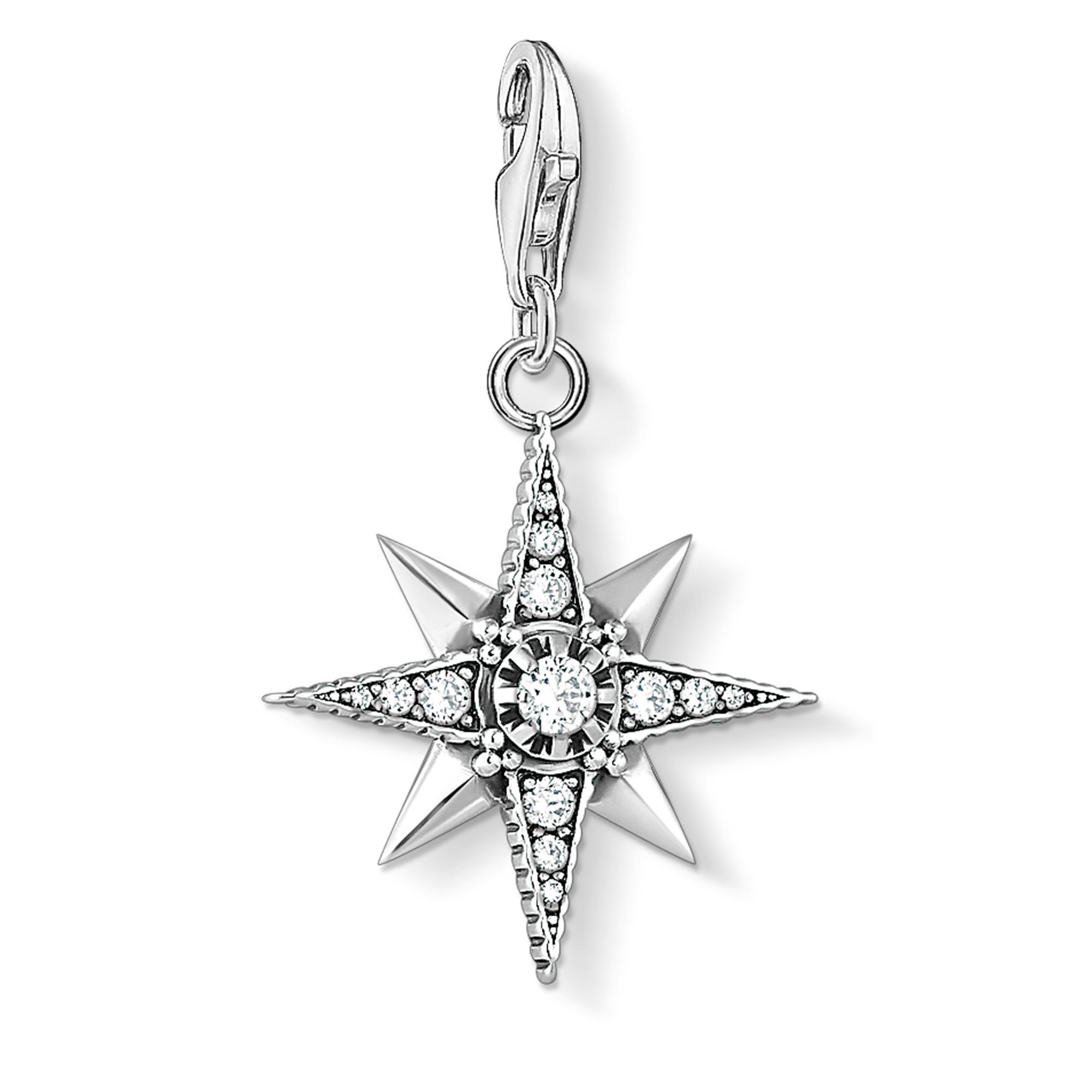 Pendentif Charm Royalty étoile, Thomas Sabo