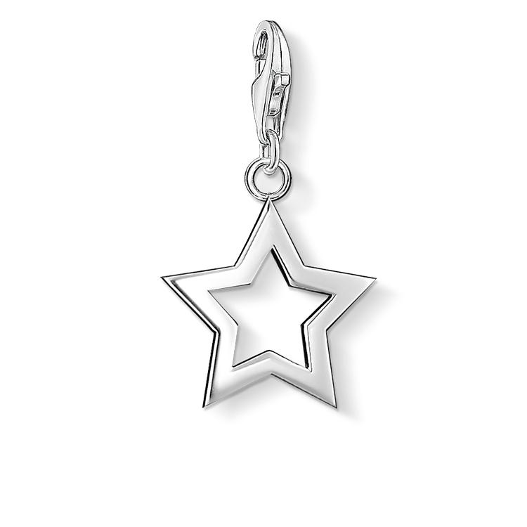 Pendentif Charm étoile, Thomas Sabo