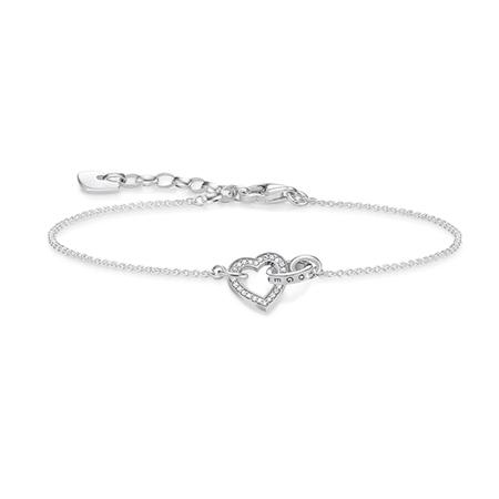 Bracelet Cœur TOGETHER petit, Thomas Sabo