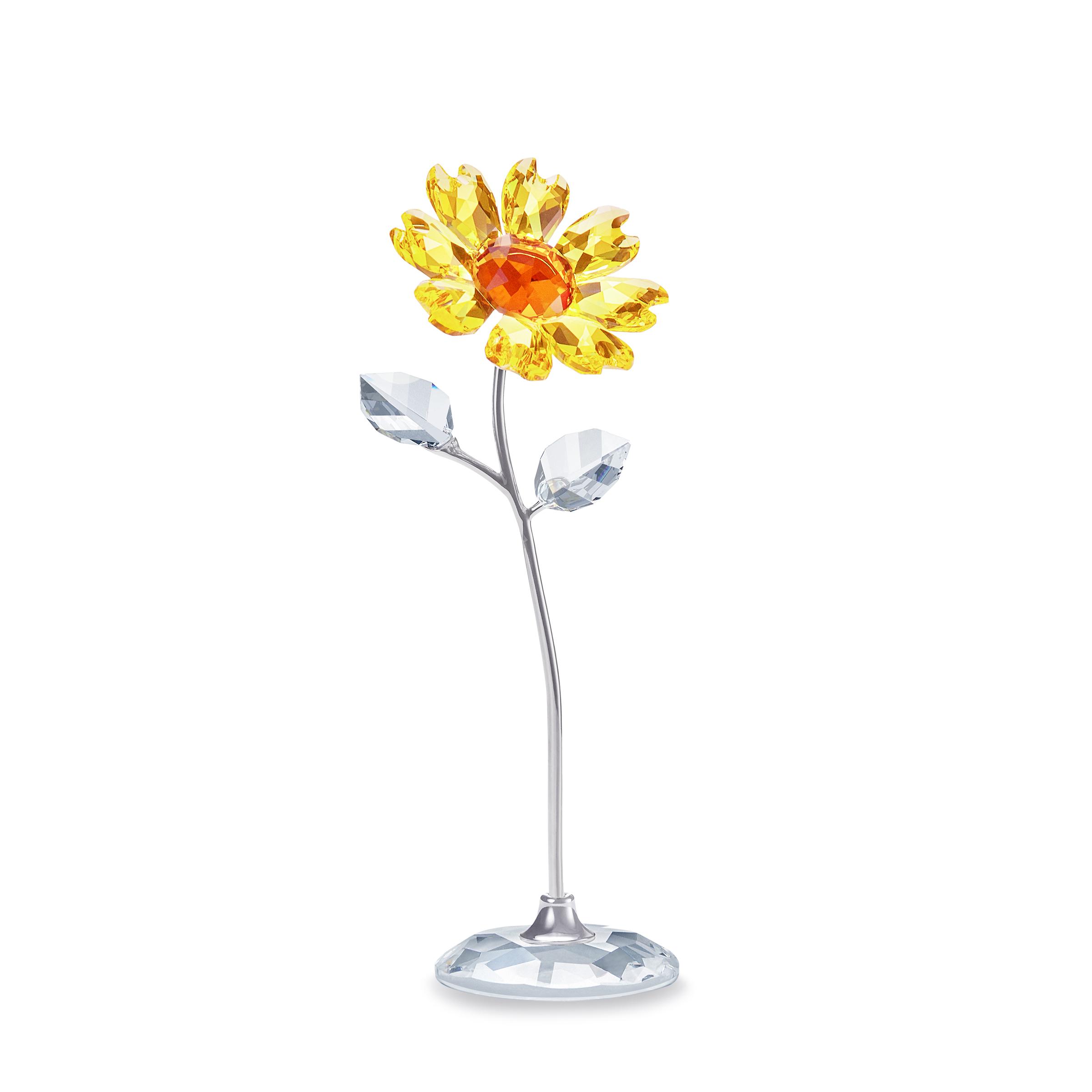 Rêves Fleuris – Tournesol, grand modèle Swarovski