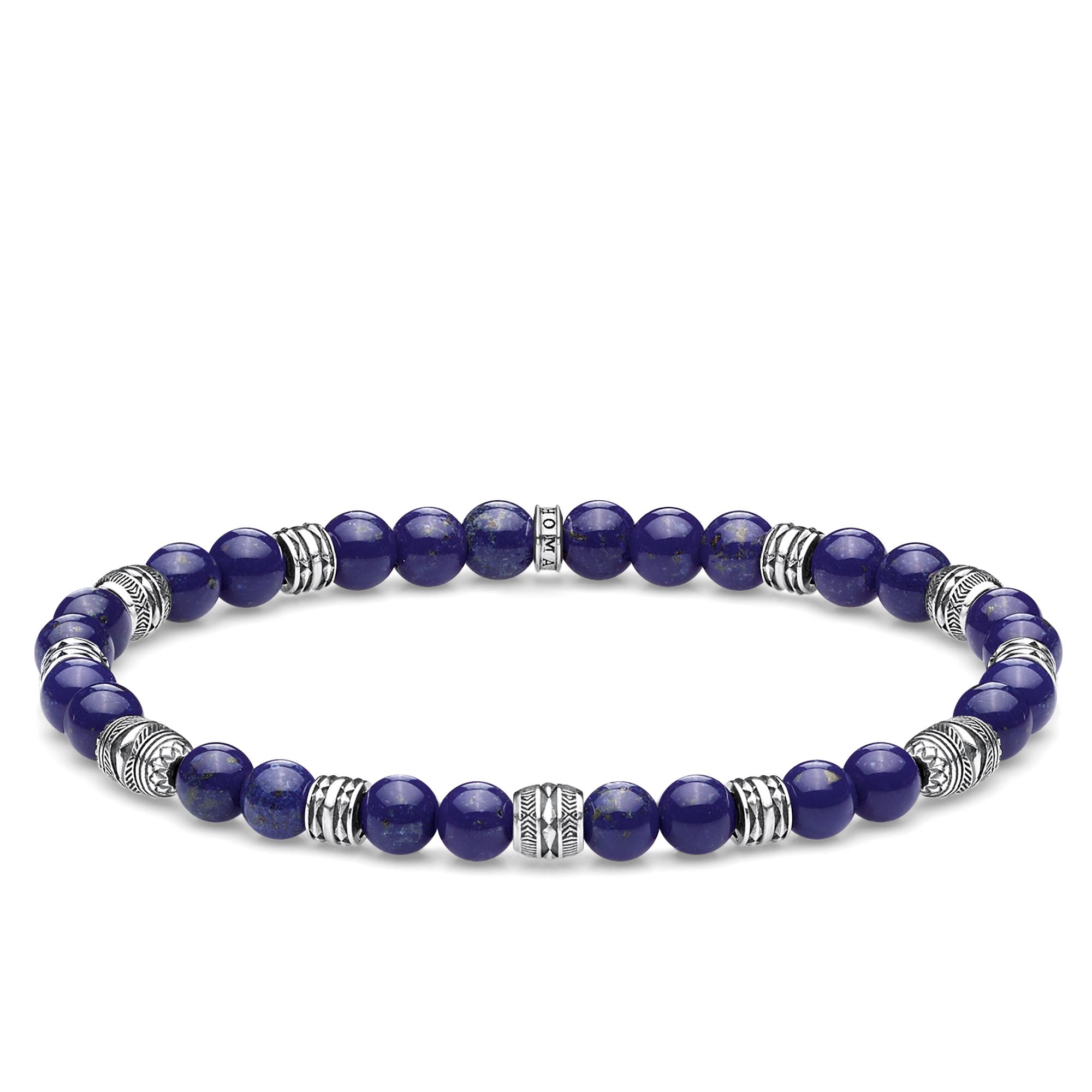 Bracelet Talisman bleu, Thomas Sabo