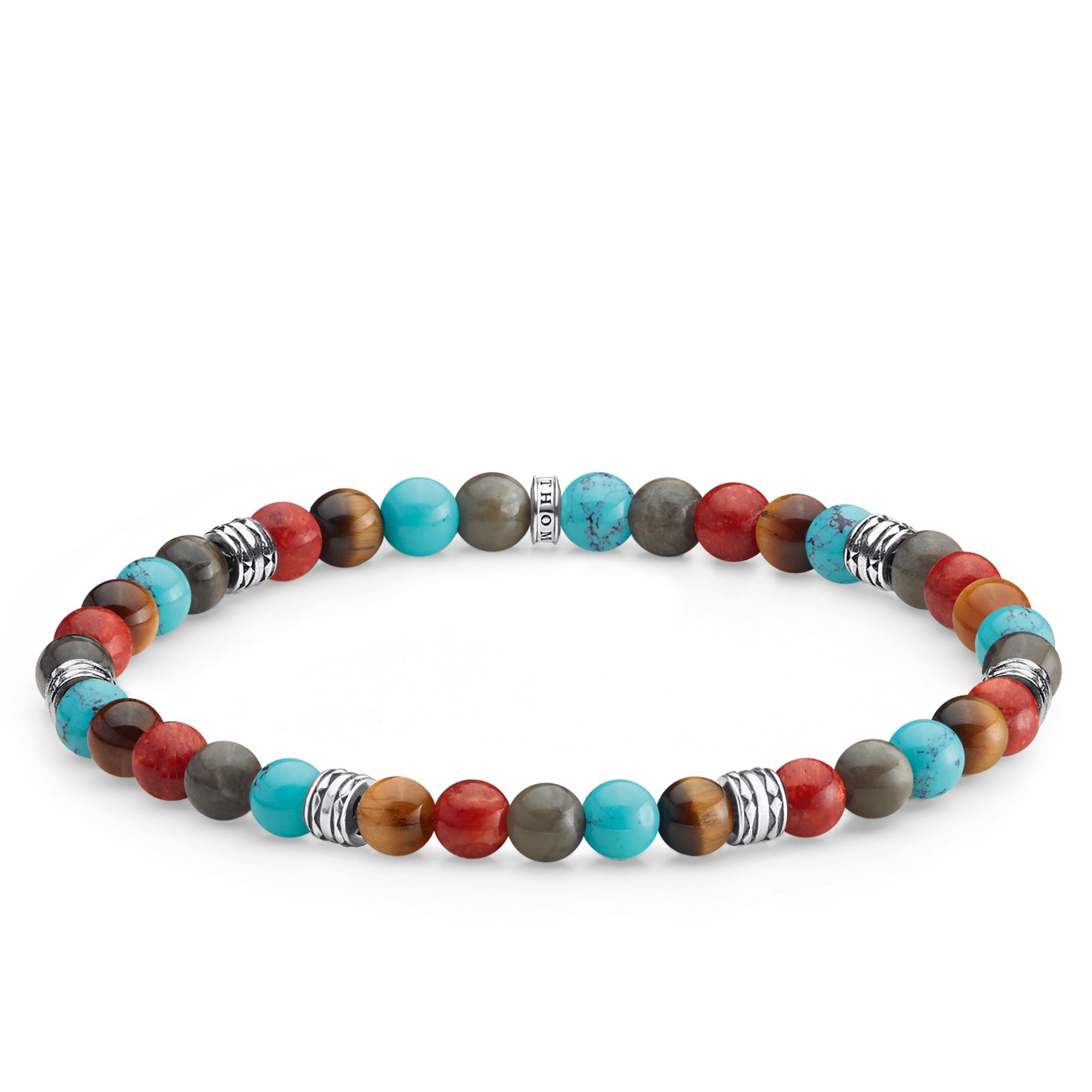 Bracelet Talisman multicolore, Thomas Sabo