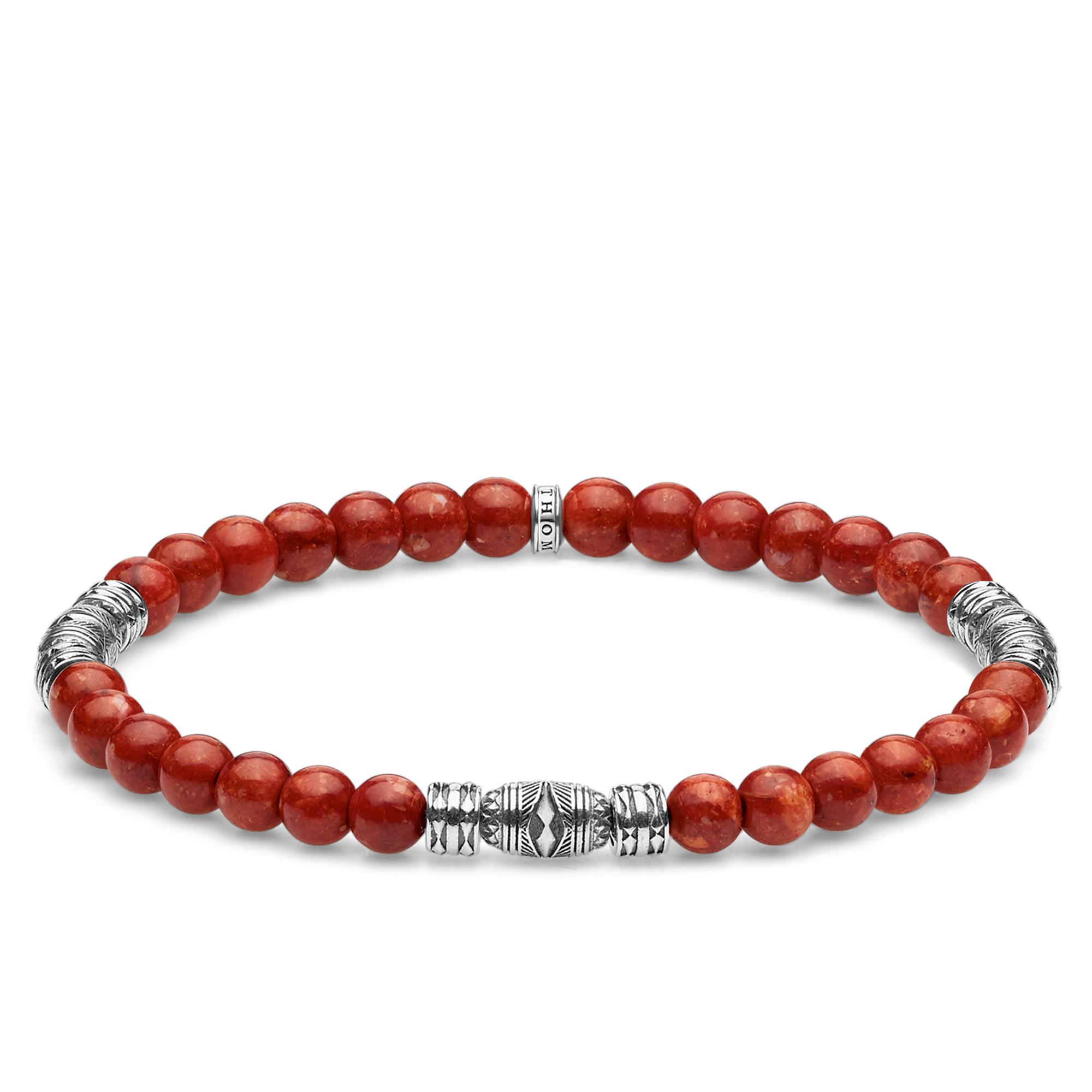 Bracelet Talisman rouge, Thomas Sabo
