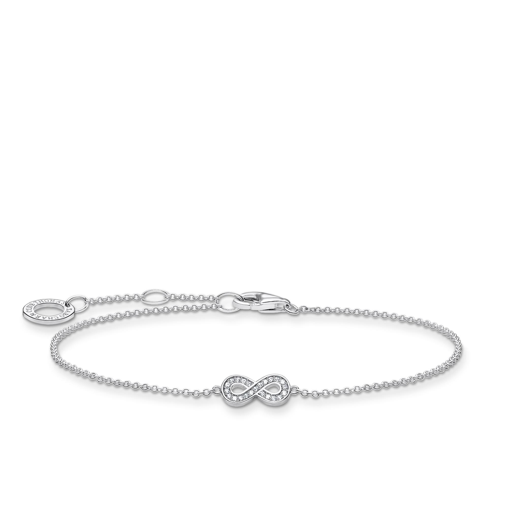 Bracelet Infinity argent, Thomas Sabo