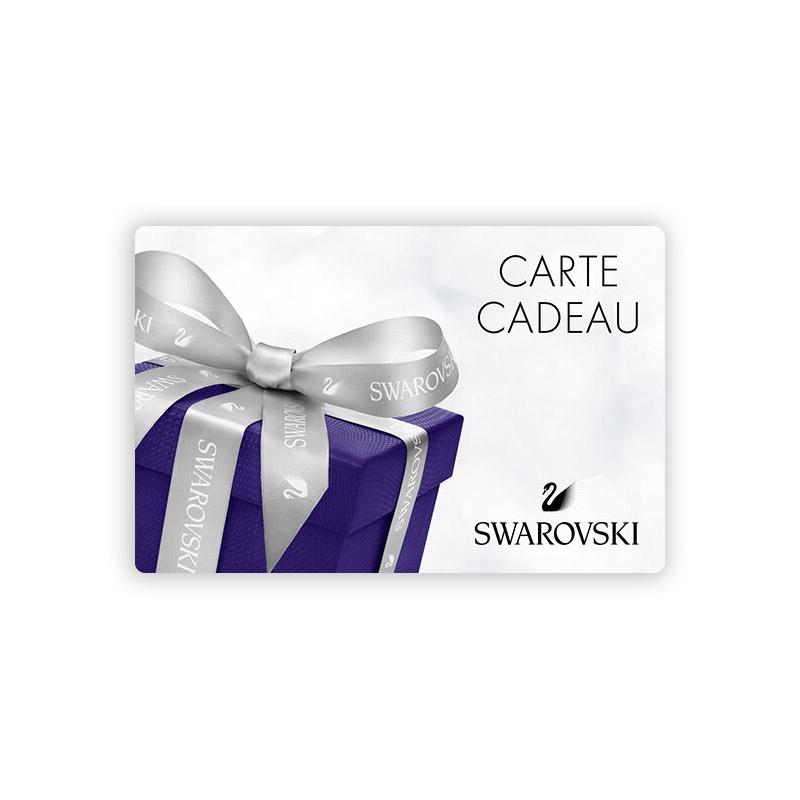Carte Cadeau Swarovski