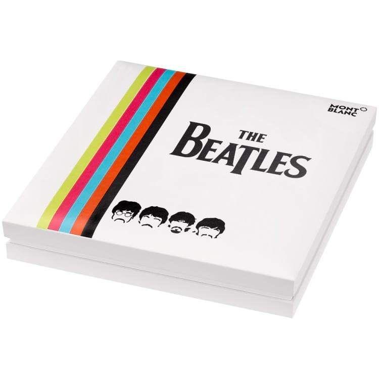 Stylo Bille Montblanc, édition limitée The Beatles