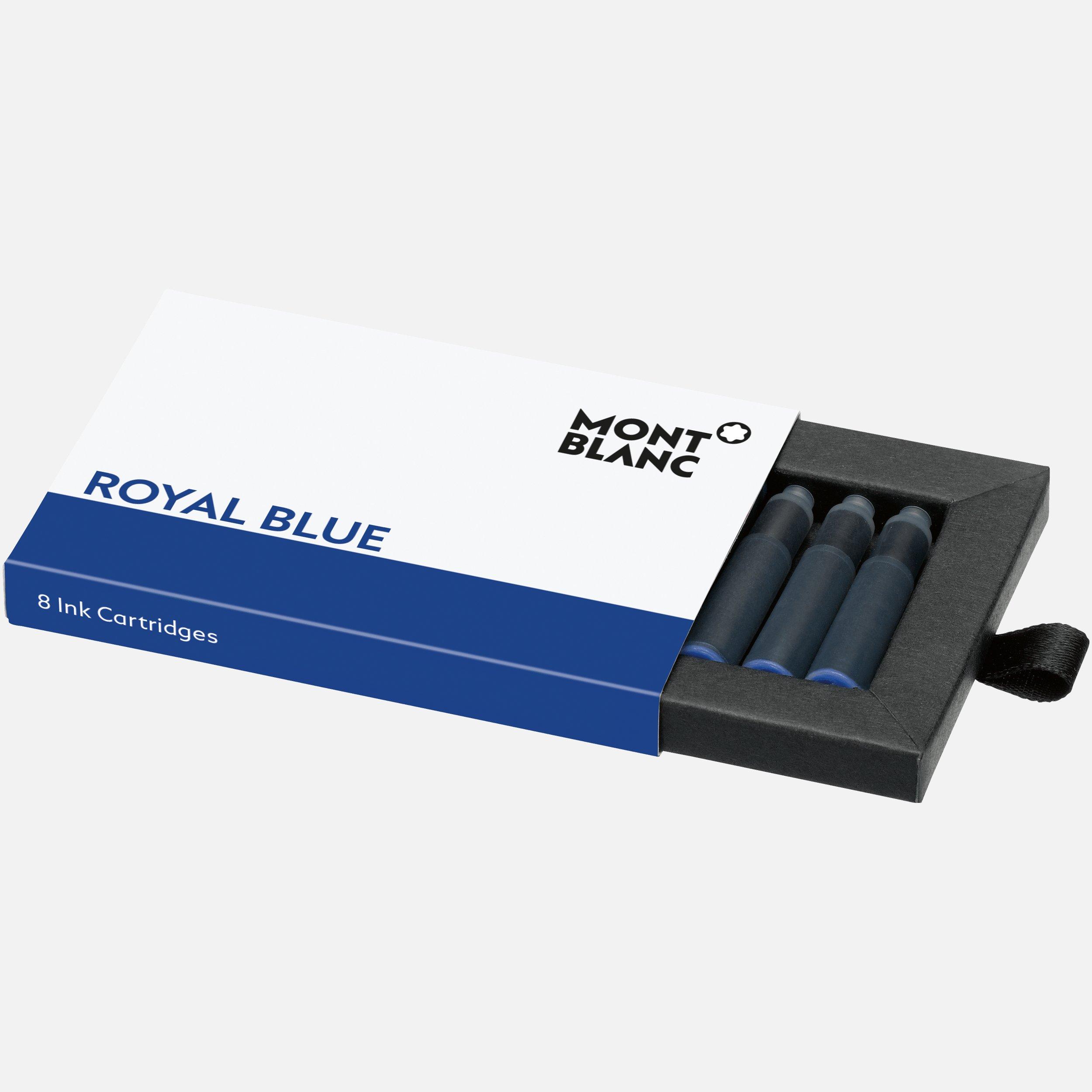 Cartouches d'encre, Royal Blue, Montblanc