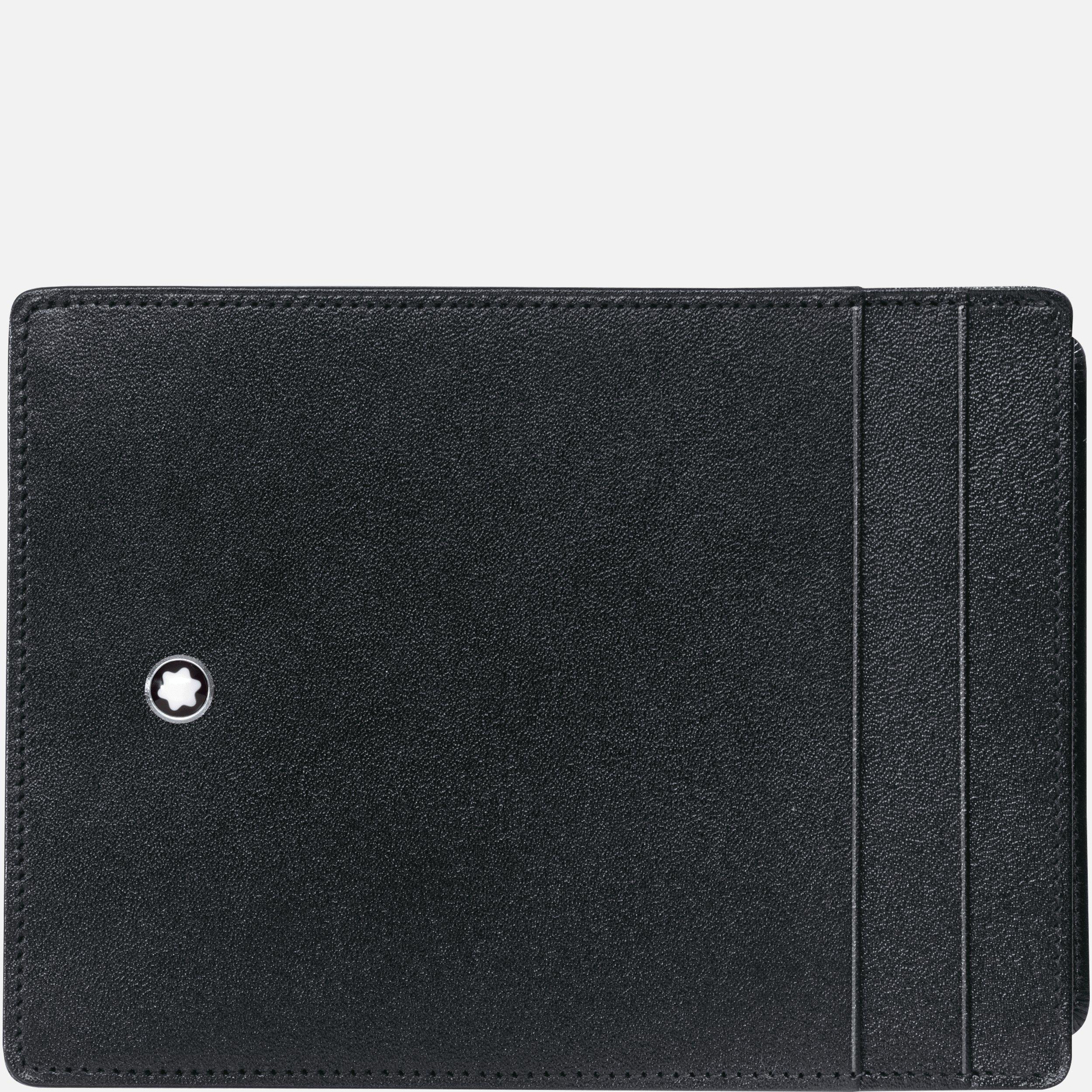 Pochette Meisterstück 4cc avec porte-carte d'identité, Montblanc