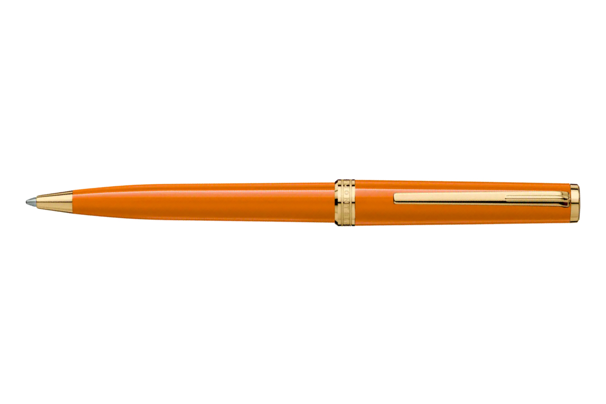 Stylo bille PIX, Orange Manganese, Montblanc