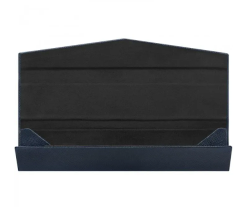 Etui rigide pour un stylo, Sartorial bleu, Montblanc