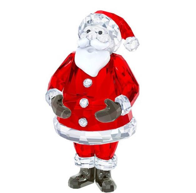 Cristal Swarovski Noël Figurine Père Noël, Swarovski