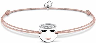 Bracelet Litlle Secrets ange, femme, Thomas Sabo