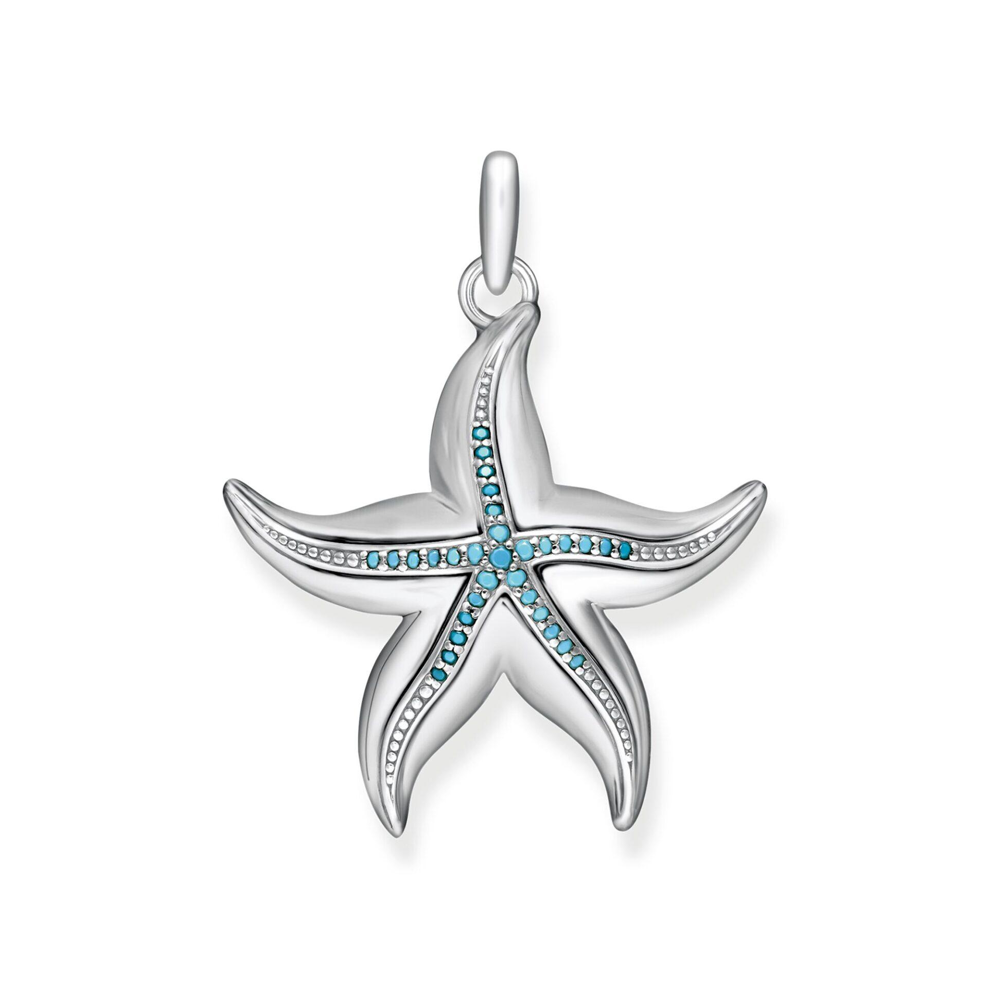 Pendentif étoile de mer, Thomas Sabo