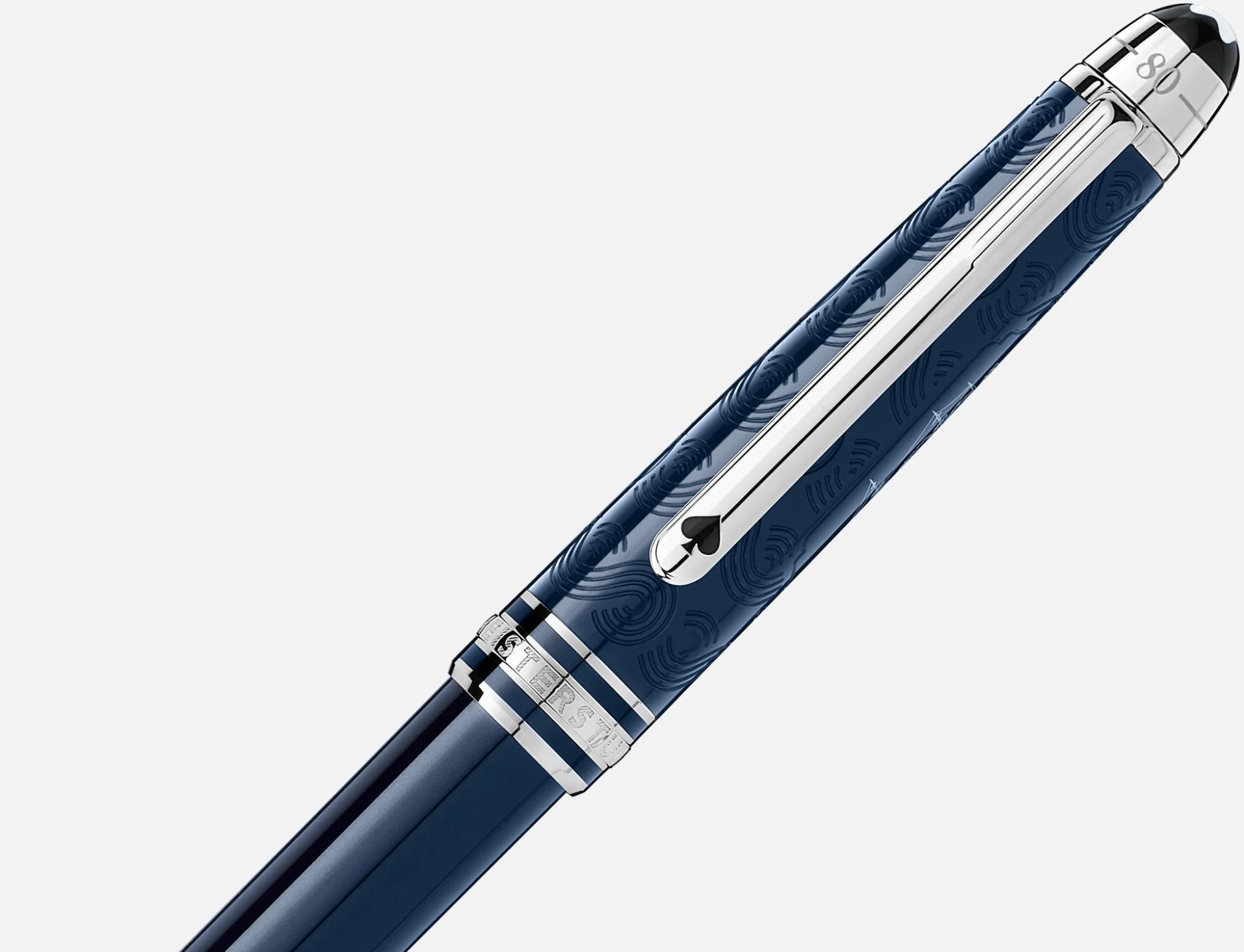 Stylo plume classique, Meisterstück Le tour du monde en 80 jours, Montblanc