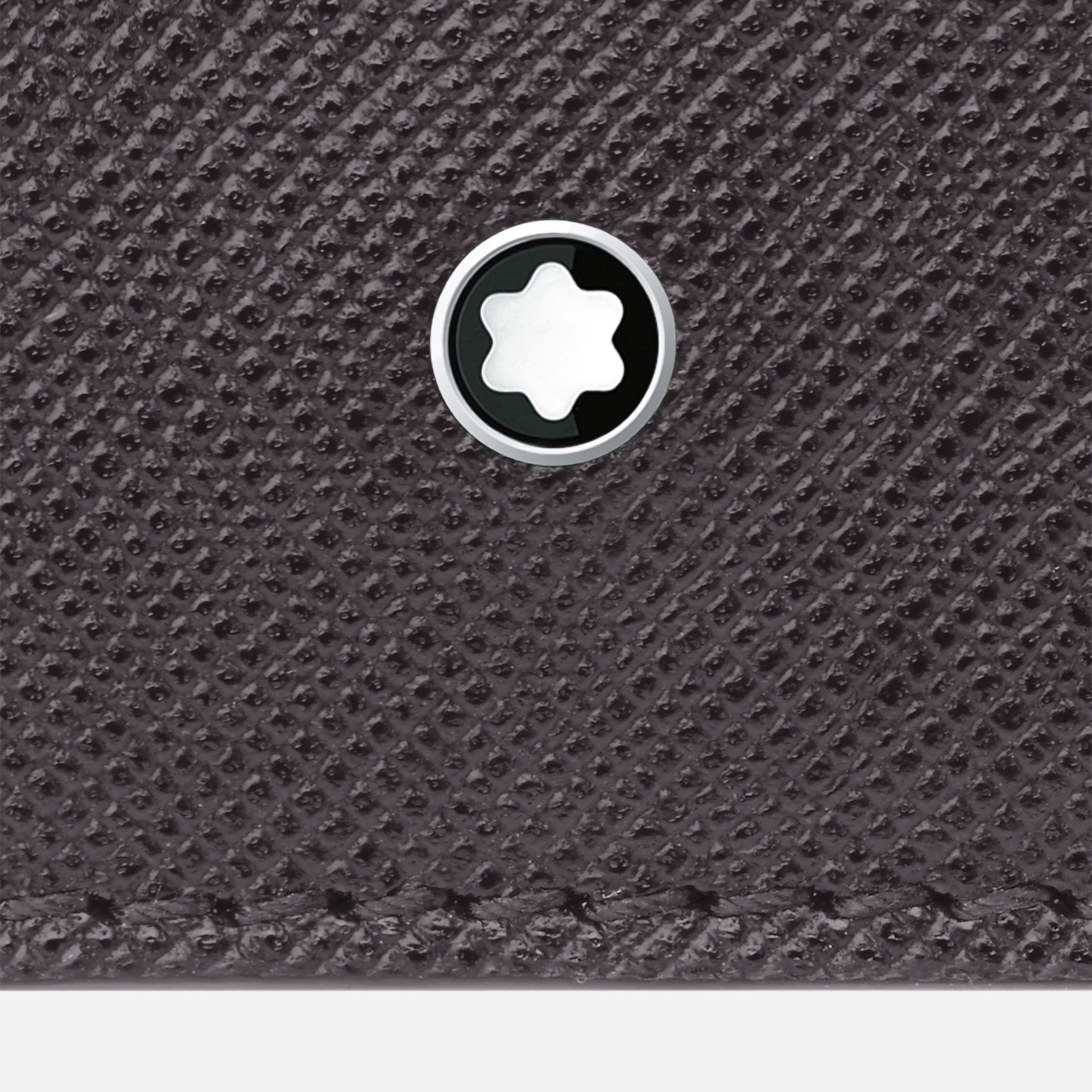 Portefeuille 6cc, Sartorial gris, Montblanc