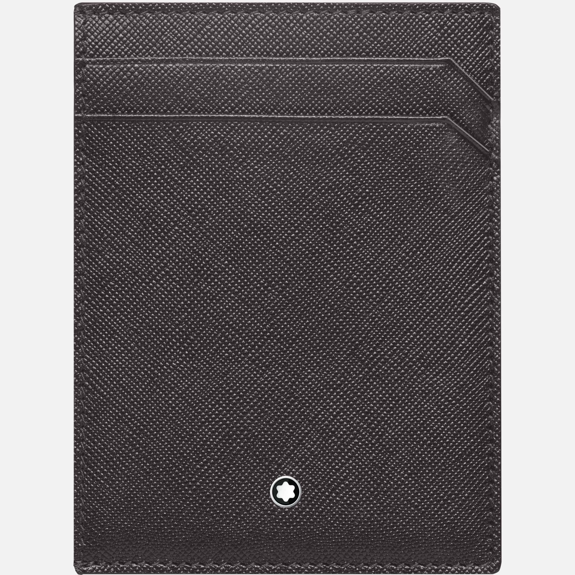 Porte-cartes 4cc avec insert carte id, Sartorial gris, Montblanc