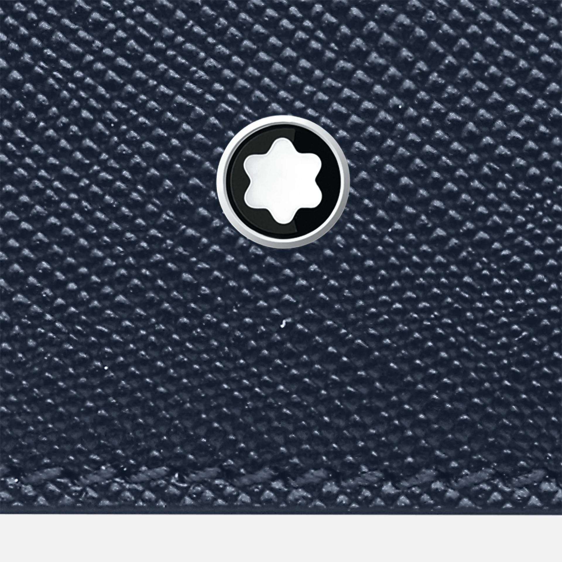 Porte-cartes 5cc, Sartorial bleu, Montblanc