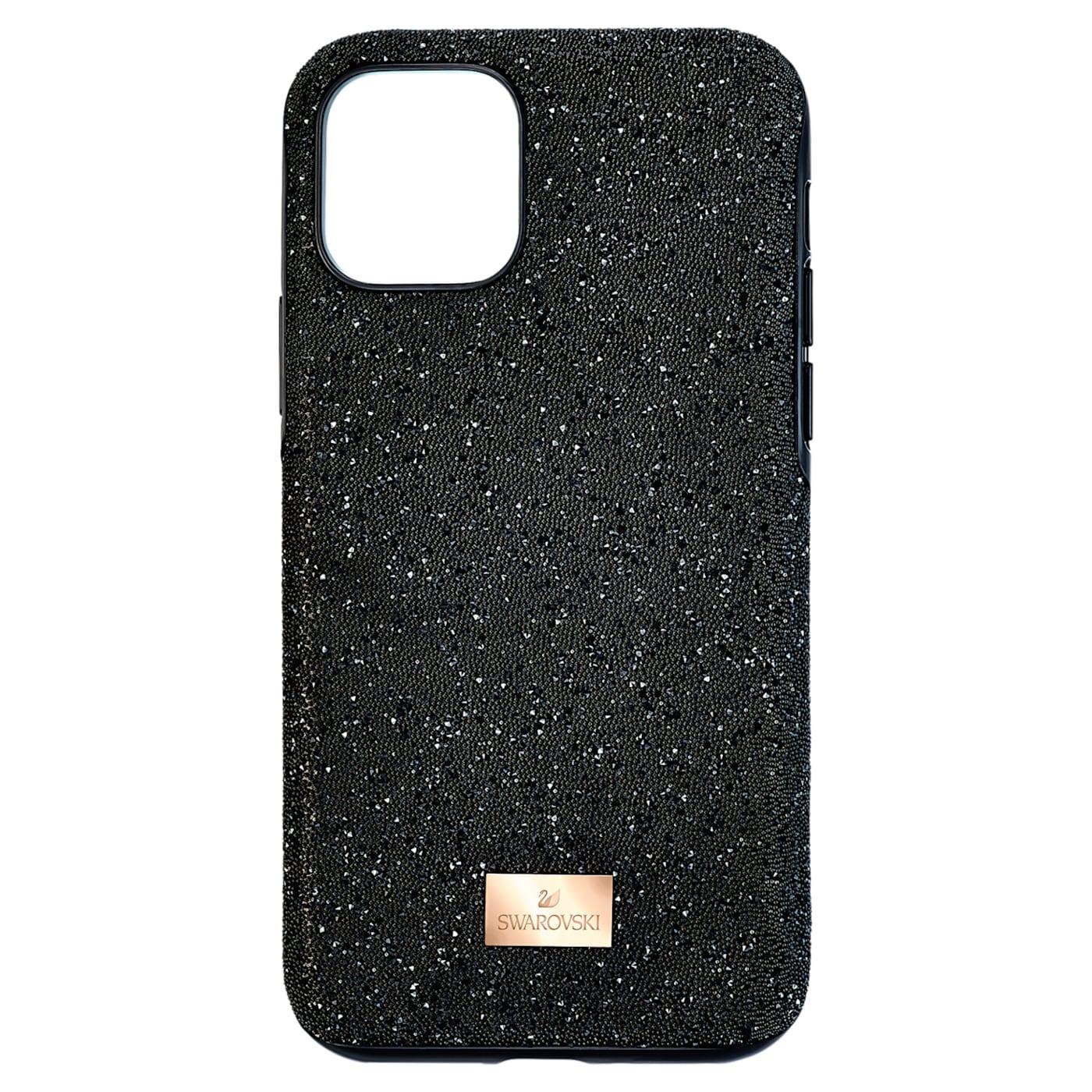 Étui pour smartphone High iPhone® 11 Pro, Noir, Swarovski