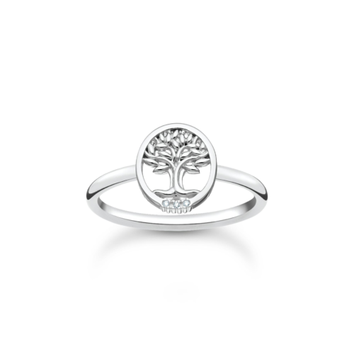 Bague Tree of Love argent, Thomas Sabo
